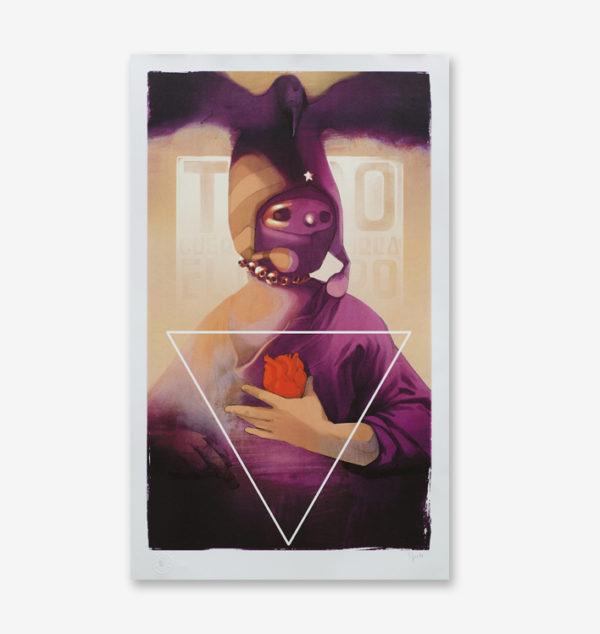 stardust-inti-print-them-all-lithograph