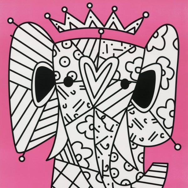 the-pink-elephant-romero-britto-lithograph-pop-art-print-them-all_1