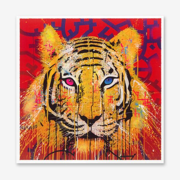 pink-blue-eyes-tiger-marko93-print-them-all-lithograph