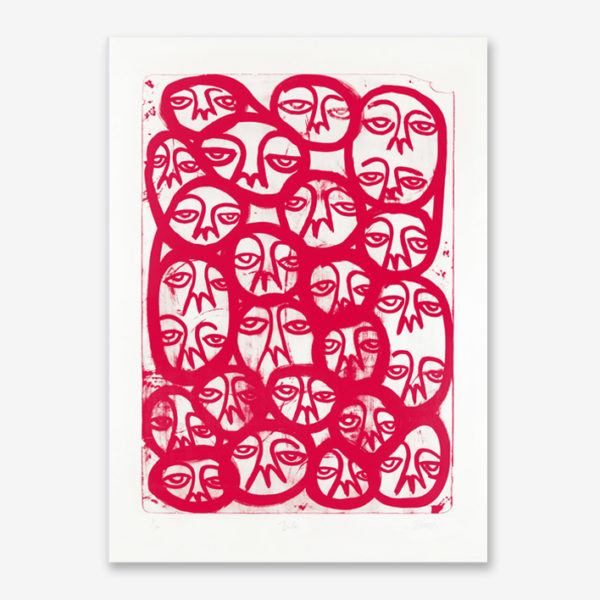 voila-red-edition-harif-guzman-print-them-all-lithograph