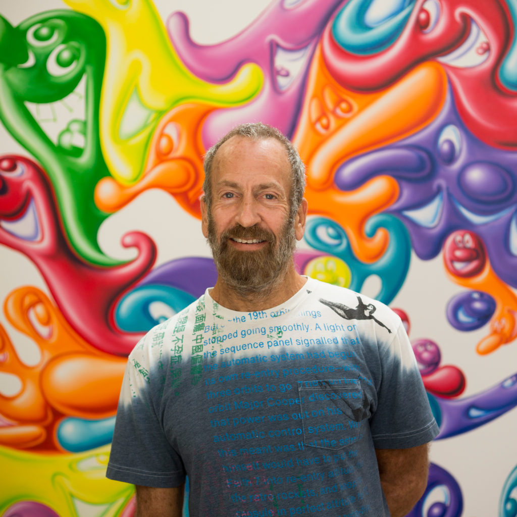 kenny-scharf-artist-portrait-print-them-all