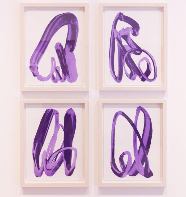 Violet Hand-1121