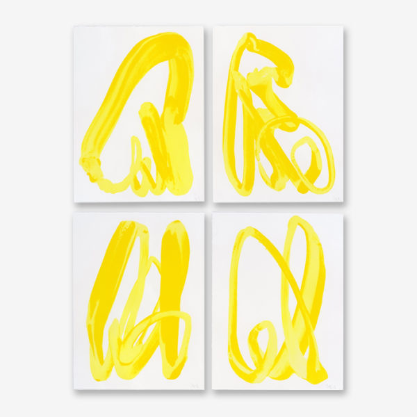 yellow-hand-adrian-falkner-print-them-all-lithograph