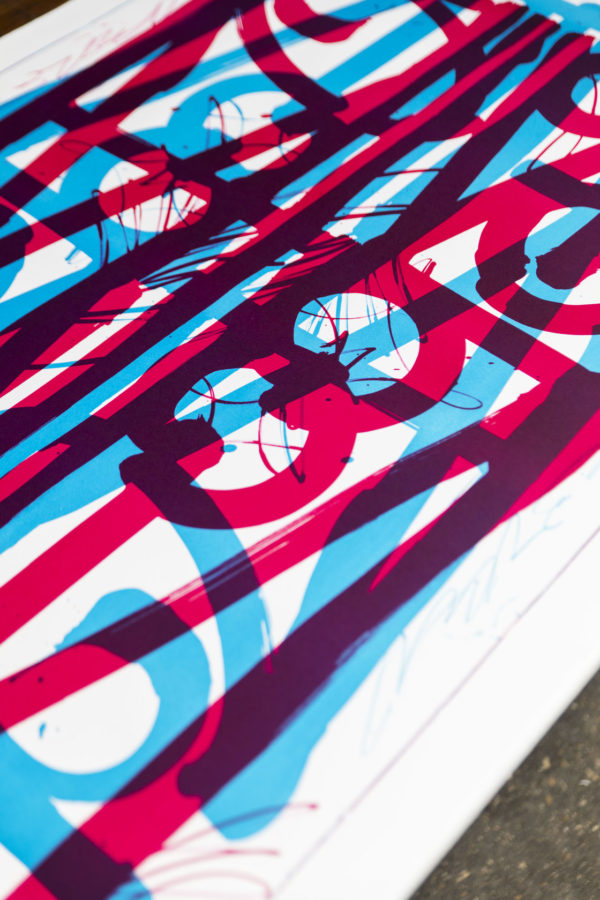 blue-pink-ludavico-and ludovico-edition-retna-print-them-all-lithograph-on-stone-detail