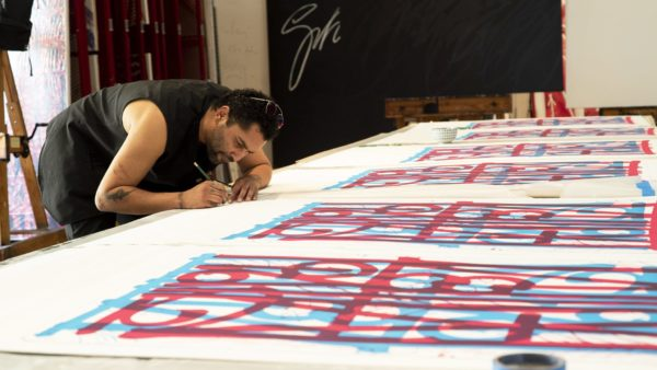 blue-pink-ludavico-and ludovico-edition-retna-signature-lithograph-print-them-all