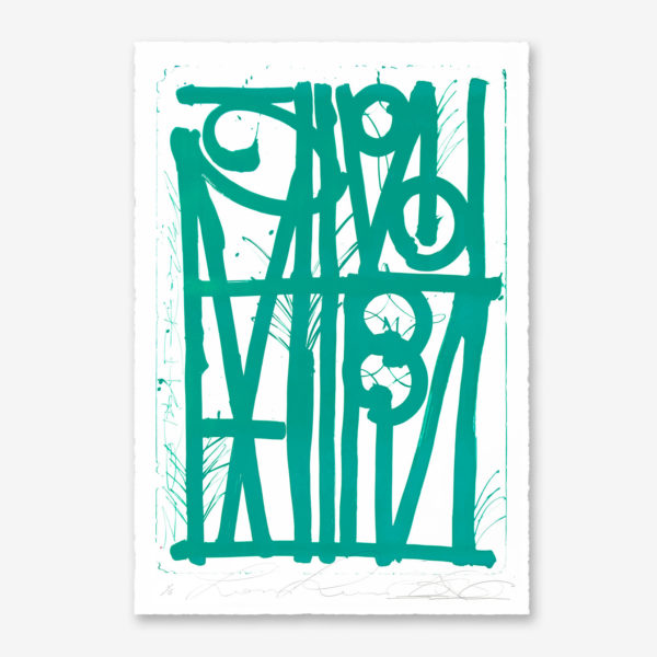 ludavico-and ludovico-turquoise-edition-retna-print-them-all-lithograph