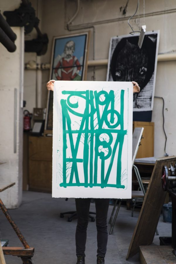 ludavico-and-ludovico-turquoise-edition-retna-print-them-all-lithograph-on-stone-printing-house-paris
