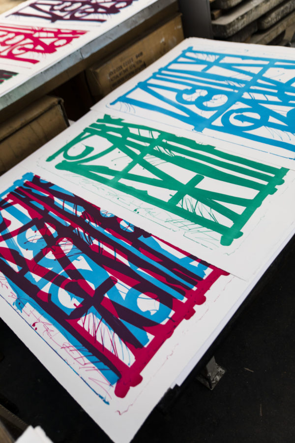 ludavico-and-ludovico-turquoise-edition-retna-print-them-all-lithographs-on-stone-contemporary-art