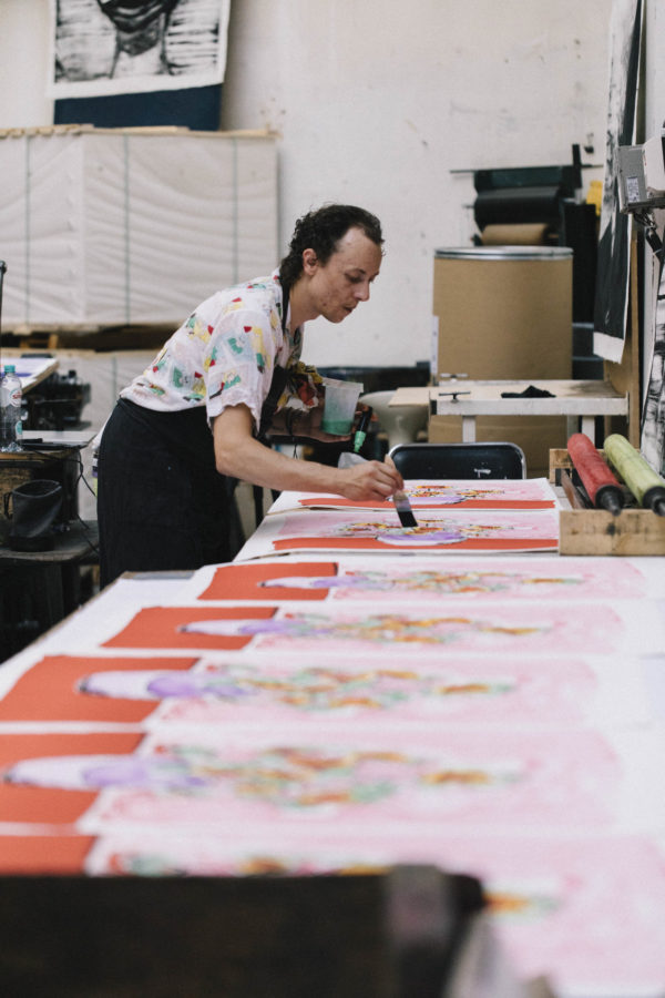 marilyn-van-gogh-sun-flowers-pink-edition-anthony-lister-print-them-all-hand-painted-multiples-paris