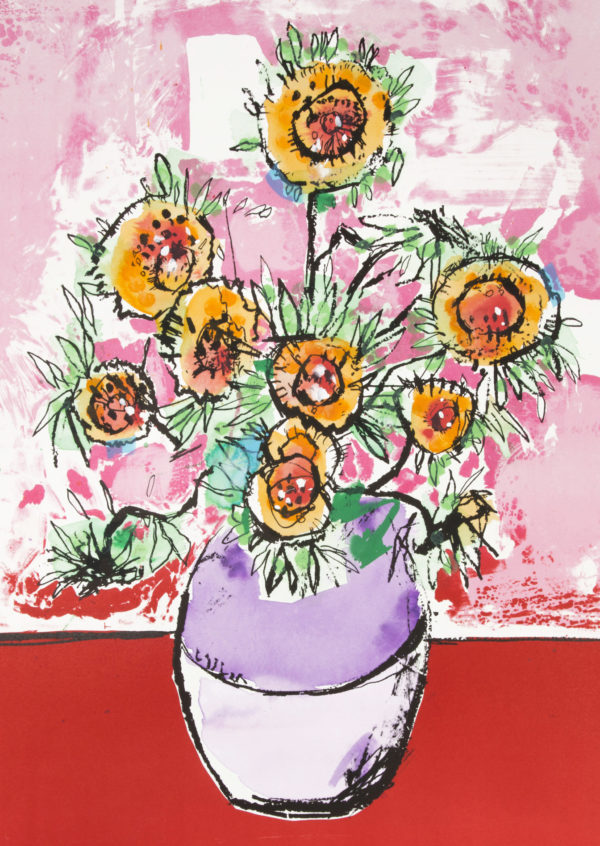 marilyn-van-gogh-sun-flowers-pink-edition-detail-lithograph-on-stone-anthony-lister-print-them-all
