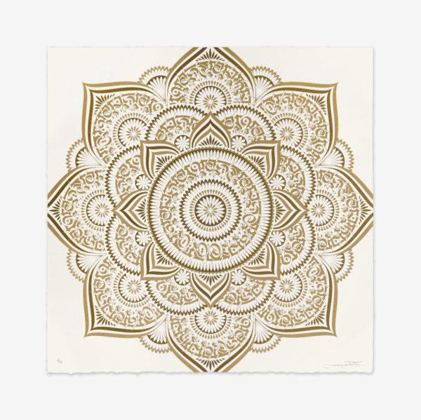 gold-lotus-cryptik-print-them-all-lithograph