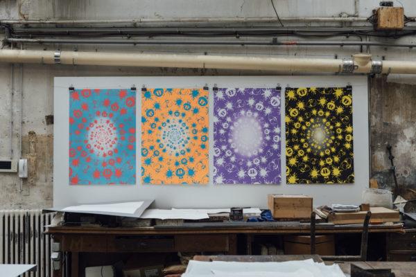 no-stain-no-gain-john-armleder-print-them-all-mamco-geneve-lithographs-set-publishing-house-paris