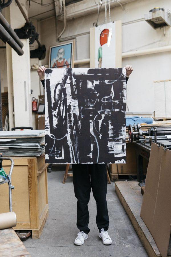 lasting-black-edition-zes-print-them-all-lithograph-contemporary-art-presentation-art-printing-paris