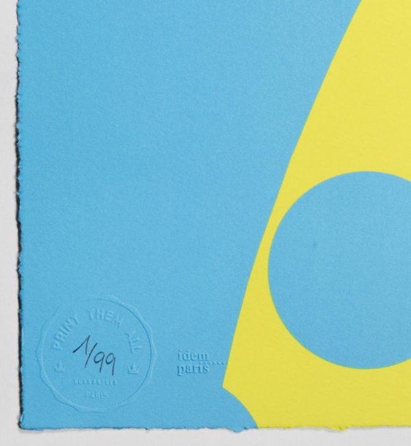 last-gasp-blue-edition-michael-reeder-print-them-all-lithograph-numbered-limited-edition-art