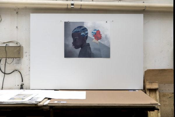 two-men-sporting-waves-hebru-brantley-lithograph-artprint-limited-edition-paris-print-them-all