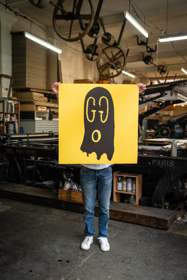 original-gucci-ghost-yellow-edition-trevor-andrew-print-them-all-lithograph-printing-house-paris-contemporary-art