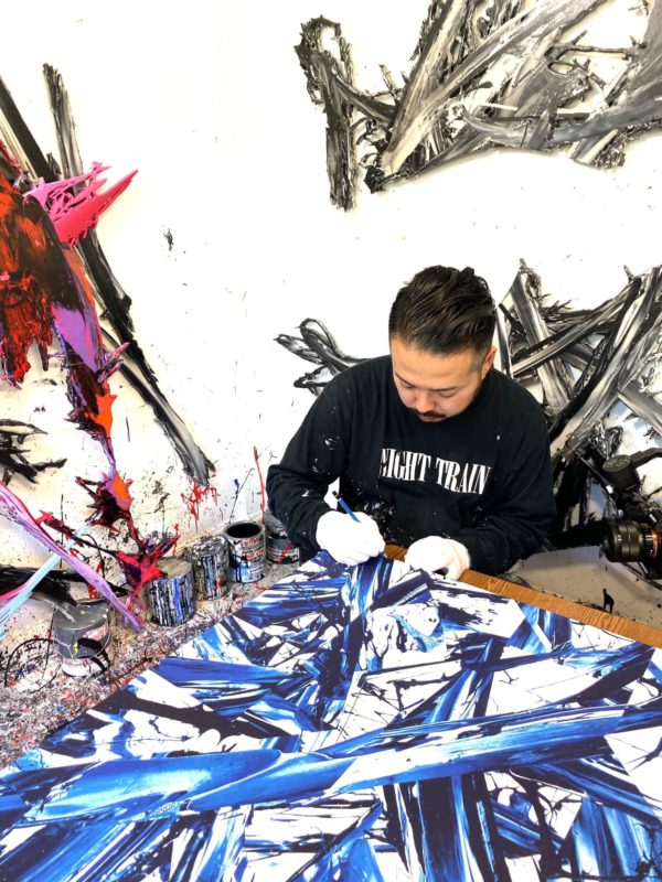 splitting-horizon-no-10-meguru-yamaguchi-lithograph-signature-process-artprint