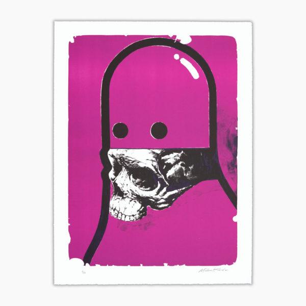 false-prophet-purple-edition-michael-reeder-print-them-all-lithograph