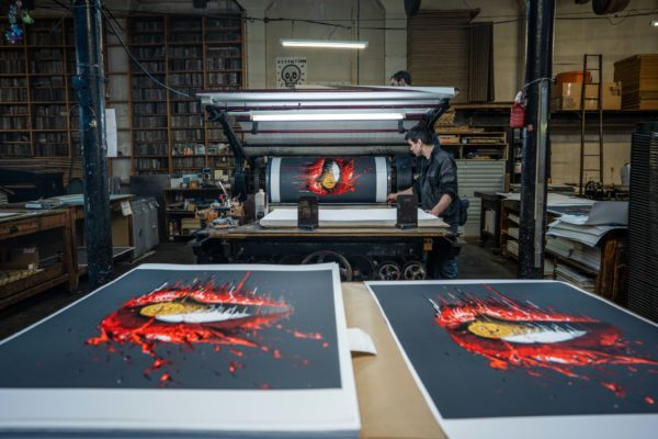 bullet-in-your-mouth-brusk-lithograph-print-them-all-printing-process-paris-urban-art
