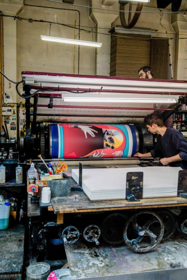 eternal-paradise-michael-reeder-lithograph-print-them-all-printing-process-paris